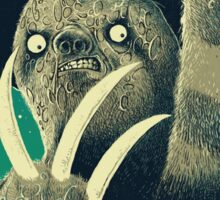 Sloth Freddy Sticker