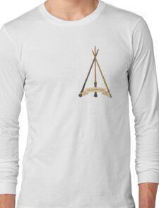 The Golden Trio Tiny Long Sleeve T-Shirt