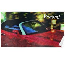 Vroom! Poster