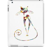 COLORFUL  CAT iPad Case/Skin