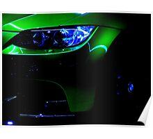 2012 BMW M3 Individual Poster