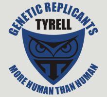 Tyrell by CarloJ1956