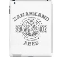 Zanarkand Abes Vintage iPad Case/Skin