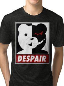 Danganronpa: monokuma despair Tri-blend T-Shirt