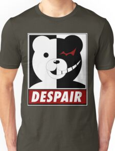 Danganronpa: monokuma despair Unisex T-Shirt