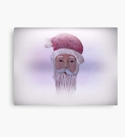 Old Saint Nicholas    Canvas Print