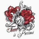 Time is Precious by Paula Stirland