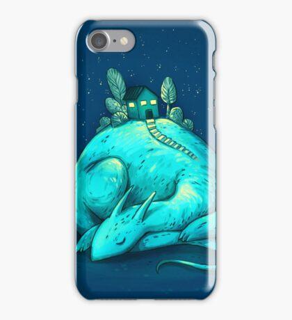 Sleepy Dragon Phone Case iPhone Case/Skin