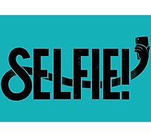 Selfie!  Photographic Print