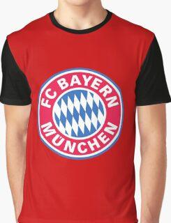 Bayern Munich FC Graphic T-Shirt