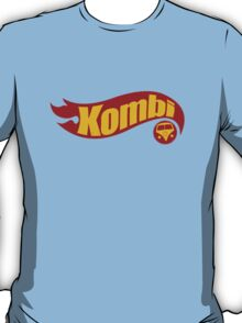 Kombi hot wheels T-Shirt