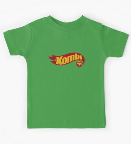 Kombi hot wheels Kids Tee