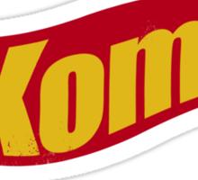 Kombi hot wheels Sticker
