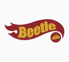 Beetle hot wheels Baby Tee