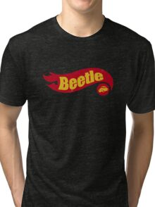 Beetle hot wheels Tri-blend T-Shirt