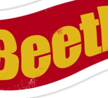 Beetle hot wheels Sticker
