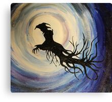 Dementor Harry Potter Canvas Print