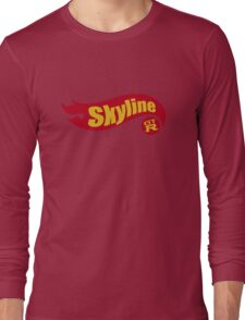 Skyline hot wheels Long Sleeve T-Shirt