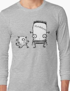 Sheldon & Frankie Long Sleeve T-Shirt