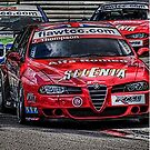 Alfa Romeo WTCC by harrisonformula