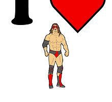 I Heart Wrestling by kwg2200