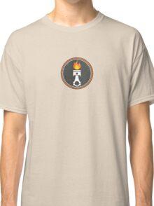 Piston Pattern  Classic T-Shirt