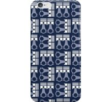 Piston Pattern  iPhone Case/Skin