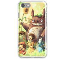 totoro phone case  iPhone Case/Skin