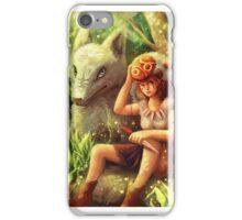 princess mononoke ghibli phone case  iPhone Case/Skin