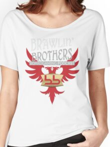 Brawling Brothers Design 2 Women's Relaxed Fit T-Shirt