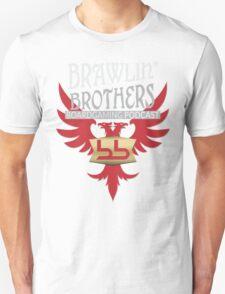 Brawling Brothers Design 2 Unisex T-Shirt