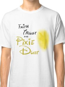 a little faith Classic T-Shirt