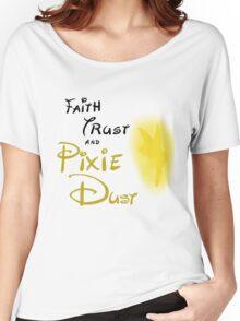 a little faith Women's Relaxed Fit T-Shirt