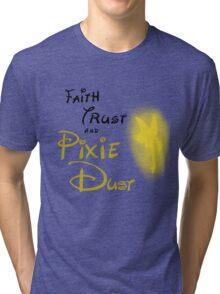 a little faith Tri-blend T-Shirt