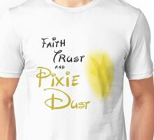 a little faith Unisex T-Shirt