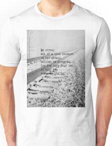 Joshua Be Strong Good Courage Unisex T-Shirt