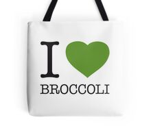 I ♥ BROCCOLI Tote Bag