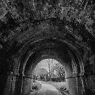 Railway Tunnel by Jason Clarke