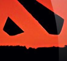 Dota 2 logo Sticker