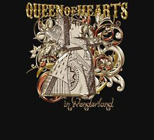 Queen of Hearts Carnivale Style - Gold Version Tank Top