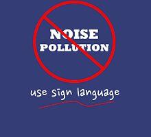 Sign Language is beautiful Unisex T-Shirt