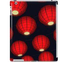 Lanterns iPad Case/Skin