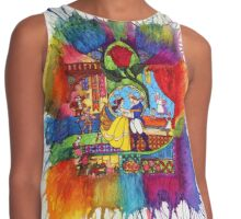 Be Our Guest Contrast Tank