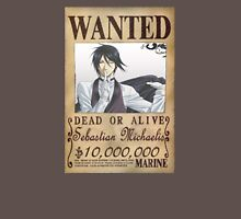 Wanted - Sebastian Womens Fitted T-Shirt