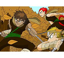 Raiden Legacy - Autumn Ninjas Photographic Print