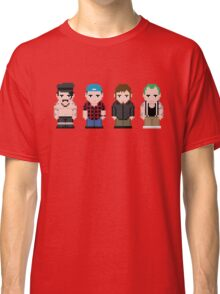 Red Hot Chili Peppers Pixel Art Classic T-Shirt