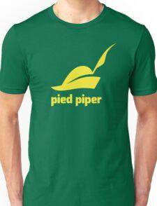 Pied Piper T-Shirt (Green/Yellow) Unisex T-Shirt