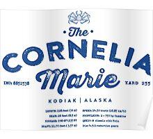 Cornelia Marie Poster