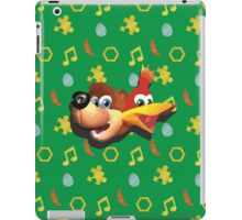 Banjo-Kazooie - Collectibles iPad Case/Skin