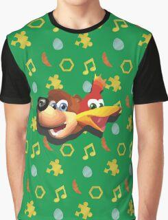 Banjo-Kazooie - Collectibles Graphic T-Shirt